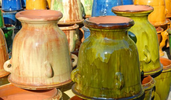 Vivre à Anduze, ville de potiers et d'histoire à la porte des Cévennes